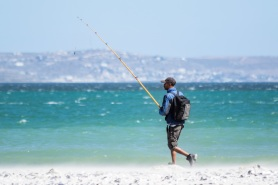 B&B Holiday Accommodation Langebaan Western Cape South Africa Fishing Kite-Surfing