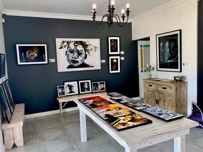 Langebaan Art Route Western Cape South Africa Accommodation at Always Summer BnB West Coast Living